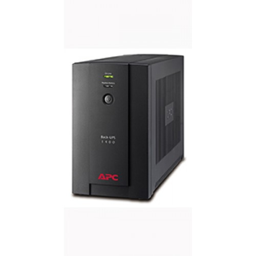 APC BX1400UI APC Back-UPS 1400VA, 230V, AVR, IEC Sockets :: ID-Shop